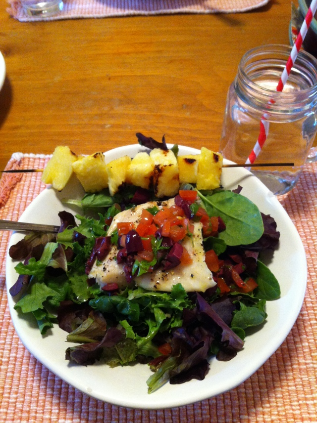 grilled.halibut.salad